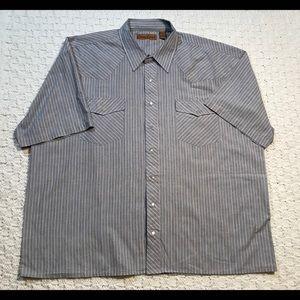 Cobra Creek Shirts - Cobra Creek Stripe Shirt Men's 2X
